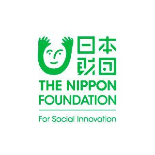 日本財団のロゴ:温かみとクールさが融合されたロゴ   ロゴストック