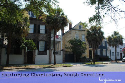 Spending time in downtown Charleston, SC. #Charleston #travel #Chas #daytrip