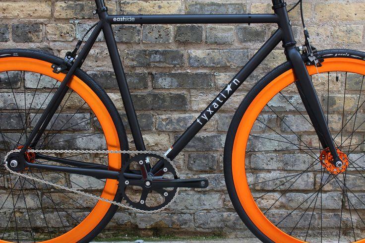 Pusher Fixed Gear Wheelset | Fyxation