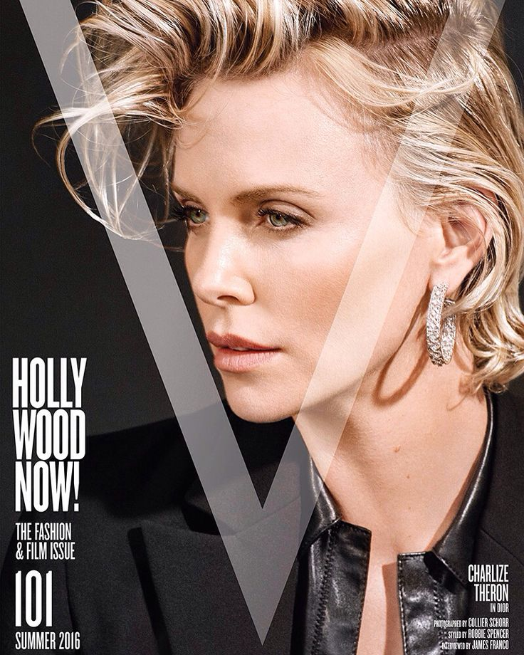 FAN  #charlizetheron for @vmagazine || HOLLYWOOD NOW ^ Summer 016 #vmagazine #cover #editorial