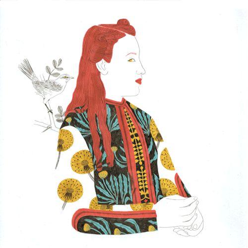 la calandria the wild women's series     sonia pulido illustrations