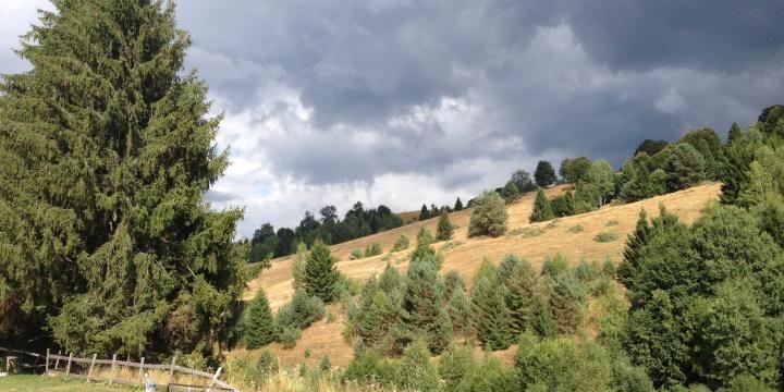 Nori de furtună @ Gărîna/Romania