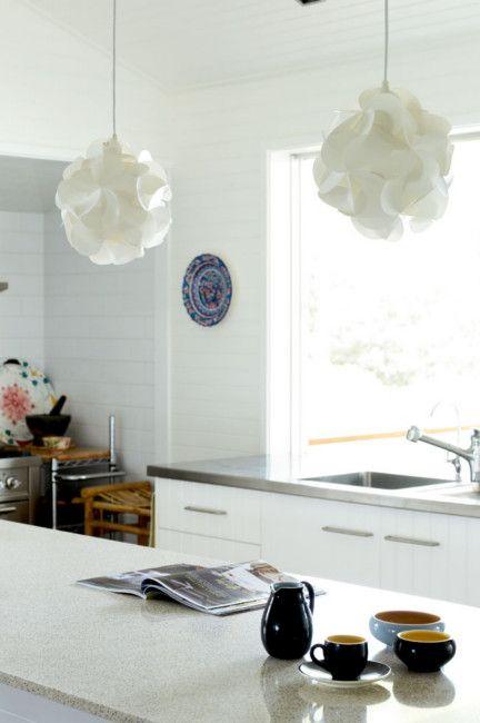 Mejores 112 imágenes de Iluminación de cocinas en Pinterest ...