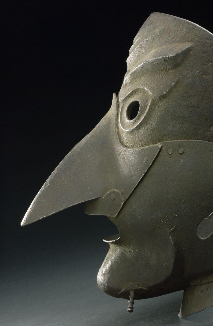 European executioner's mask.17th century