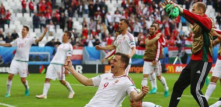 Hongaria Sukses Kalahkan Austria