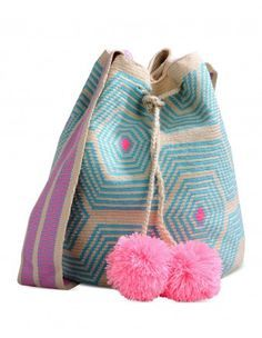 Sophie Anderson Lilla Woven-Cotton Shoulder Bag