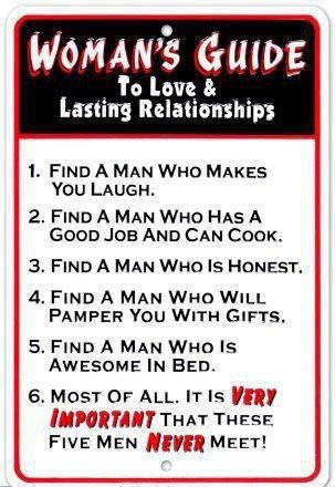 Relationship tips for women