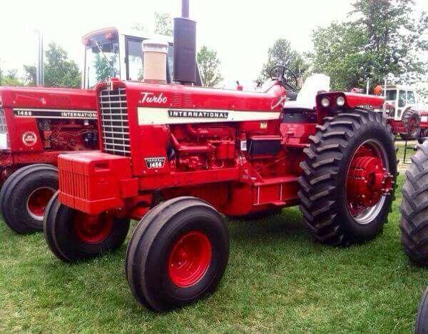 Ih 1456 Tractor : Ih tractors pinterest