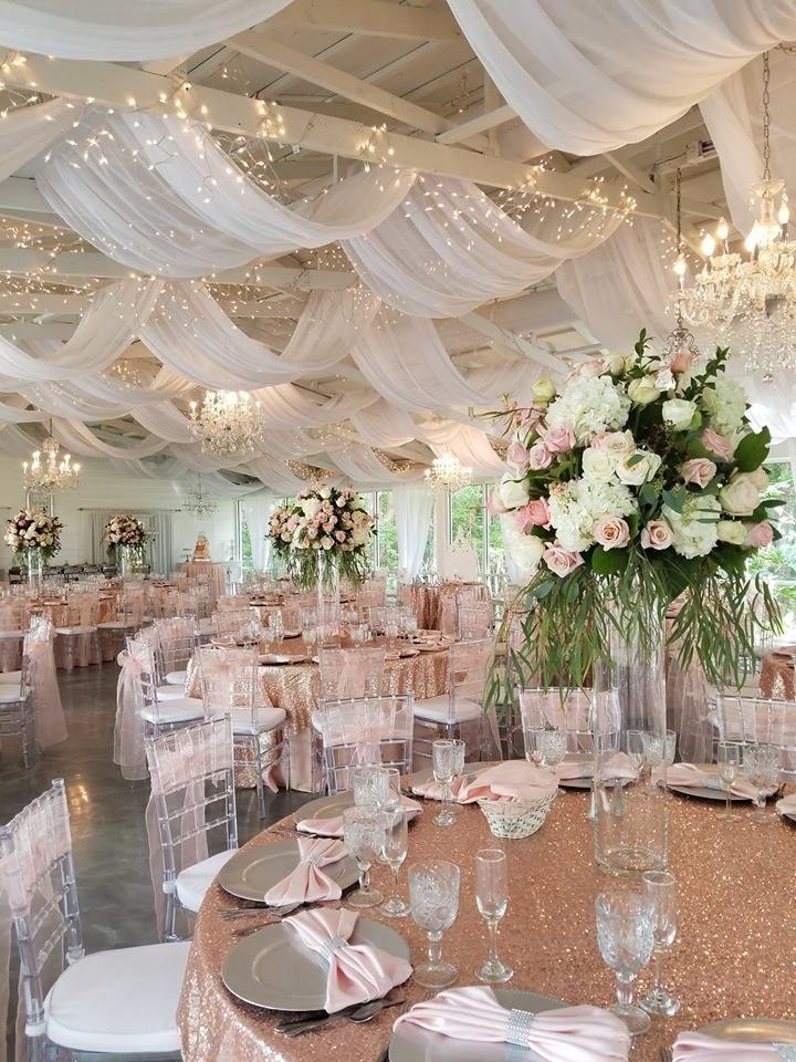 The Garden Room At Saxon Manor Weddings Backyard Wedding Shabby