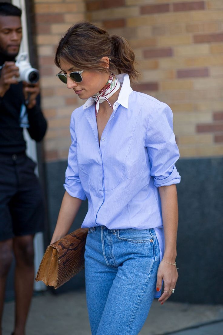 NYFW: The Best On The Street Style Scene