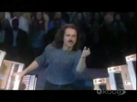 "Yanni - ""The Storm"". Samvel Yervinyan is just toooo good on the violin !"