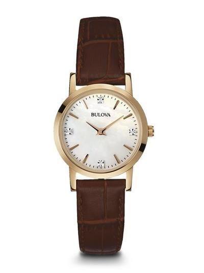 Bulova 97P105 Women's Diamond Watch