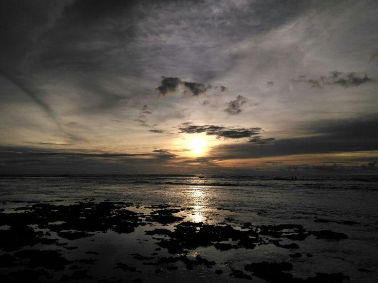 Labuhan Jukung Beach, Krui, Pesisir Barat - Lampung/Indonesia