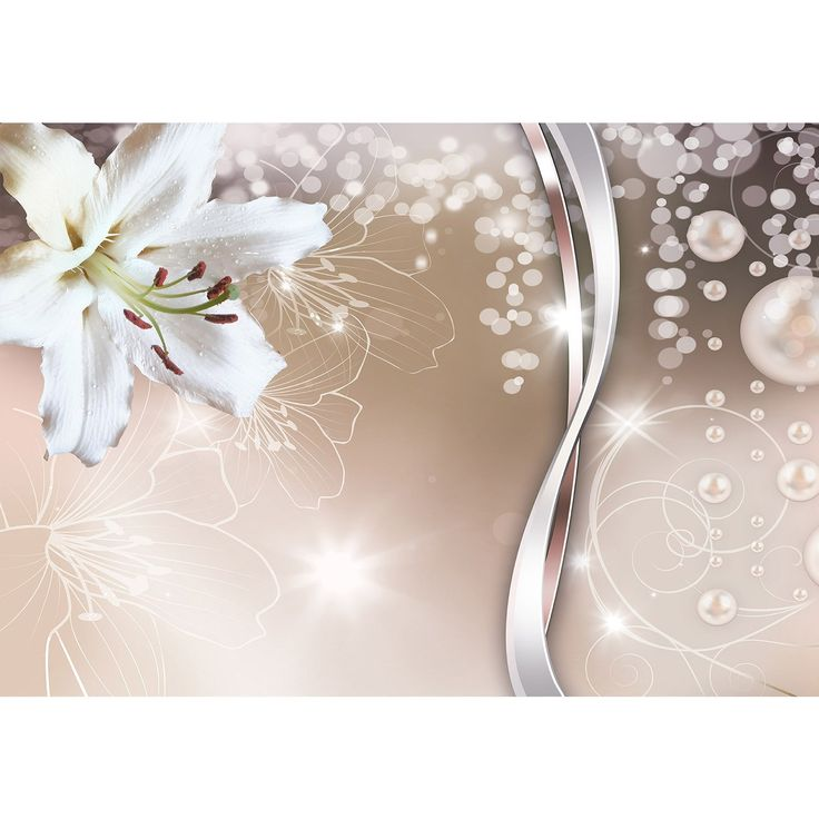 Vlies Fototapete 'Orchidee' 396x280 cm - 9077012b RUNA Tapete: Amazon.de: Küche & Haushalt