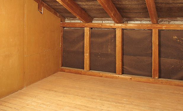 Dachgeschoss dämmen: Schritt 1 von 15