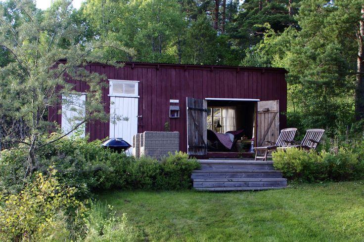 Kjøpte småbruk i Sverige - botrend