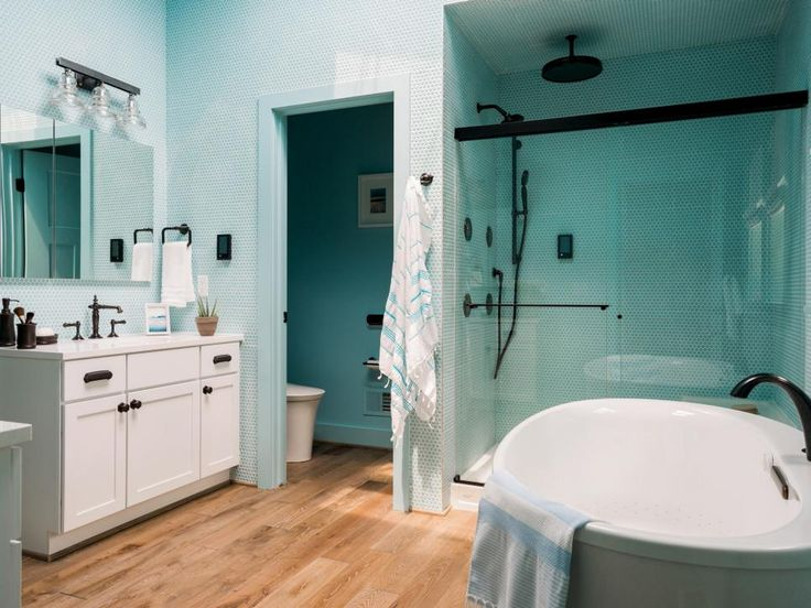 112 best images about hgtv urban oasis 2016 on pinterest for Small bathroom oasis