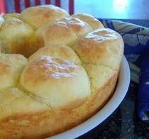 Gluten-Free Bubble Bread