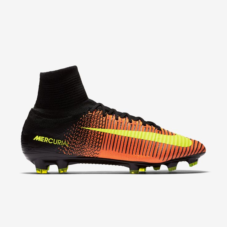 NIKE MEMERCURIAL SUPERFLY V FG TOTAL CRIMSON Nike Mercurial Superfly V Men's Firm-Ground Soccer Cleat provides stability and exceptional ball touch. available now at http://ss1.us/a/w26p0EAZ