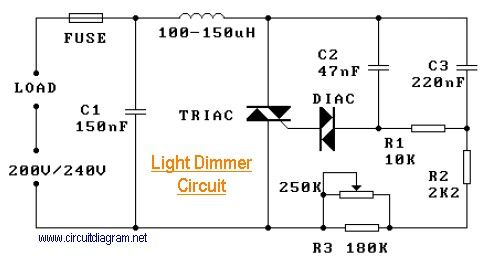 touch dimmer wiring diagram pin en auto  pin en auto