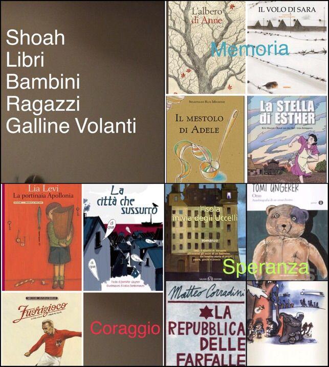 Shoah: libri, memoria, coraggio, speranza e viaggi. Leggi su http://gallinevolanti.com/shoah-libri-memoria-coraggio-speranza-e-viaggi/
