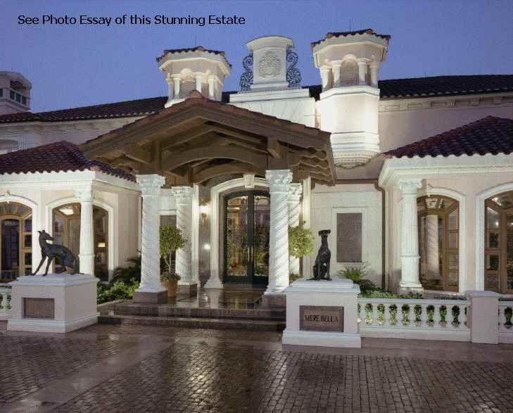 Plans For Mediterranean Italian Luxury Dream House Plans, Mansion And  Castle Designs For Beautiful Period Style Home Estates