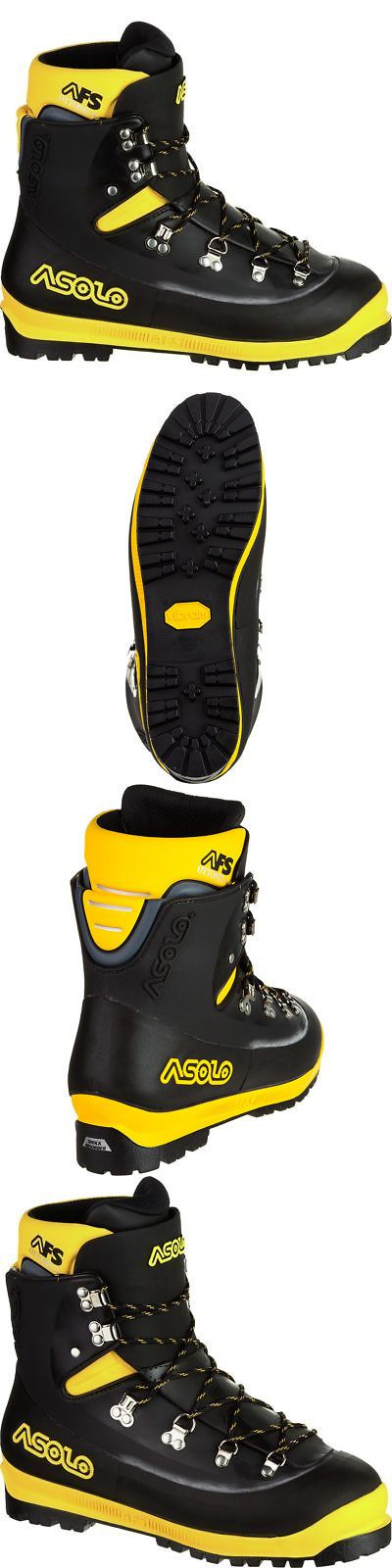 Men 158978: Asolo Afs 8000 Mountaineering Boot - Men S -> BUY IT NOW ONLY: $494.95 on eBay!
