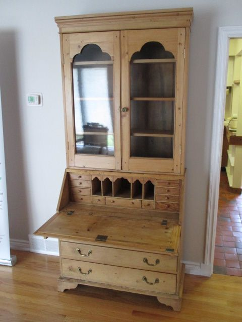 ANTIQUE SECRETARY DESK Estate sale from graceful Bell's Corners home – 70 Ridgefield Crescent, Ottawa ON. Sale will take place SUNDAY, May 24th 2015, from 9am to 2pm. Visit www.sellmystuffcanada.com for full sale description and photos of all available items! #70Ridgefield #SMSO
