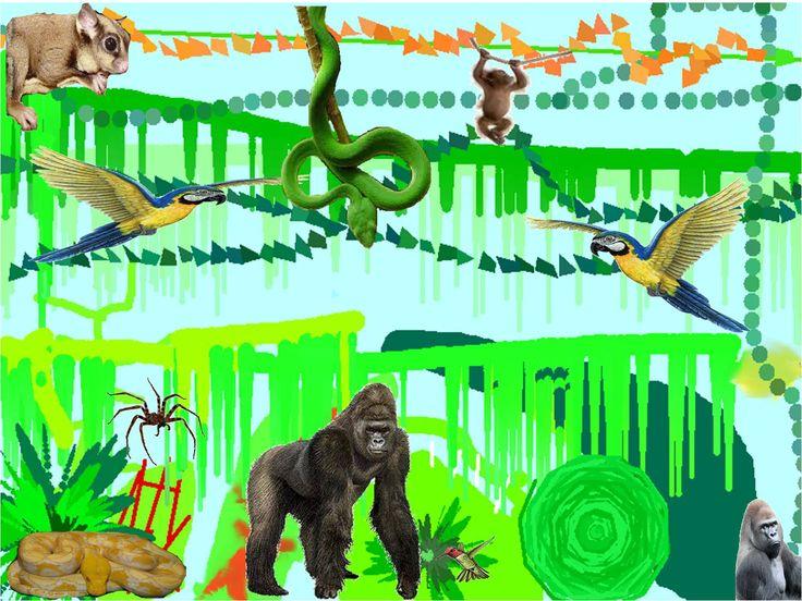 Sebastian's Jungle