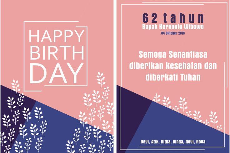 happy born day kakek