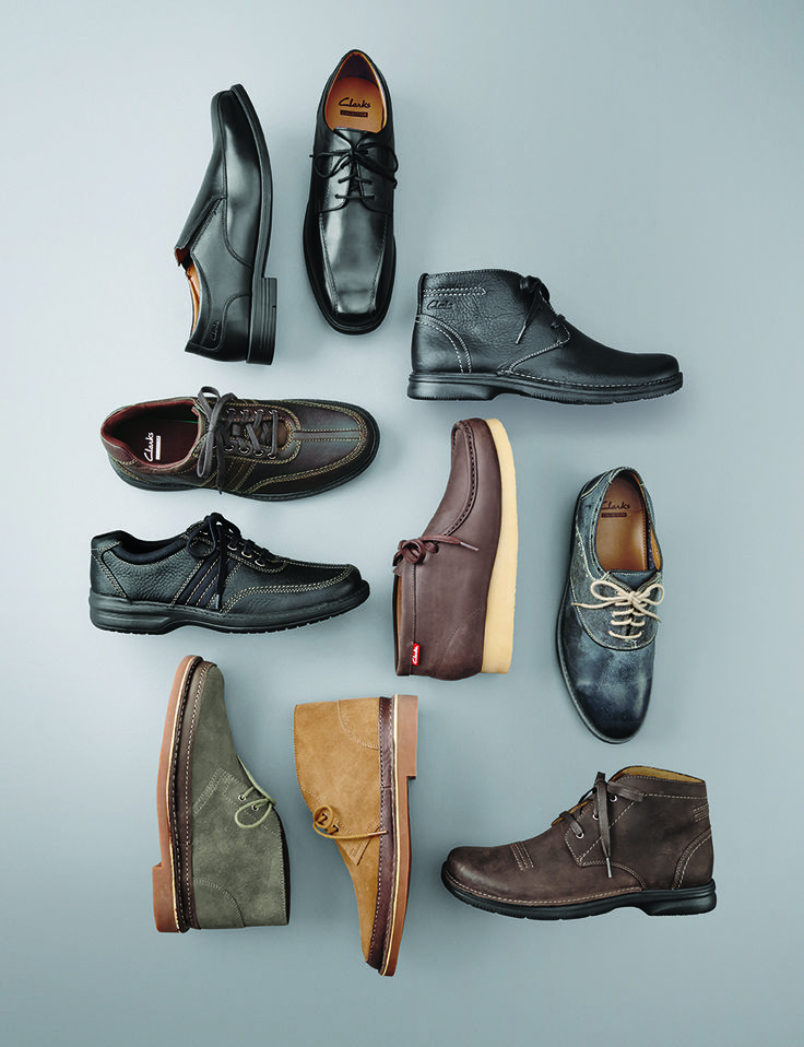Clarks® Men's Footwear #searscanada