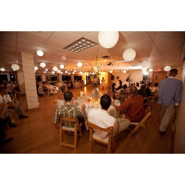 Wedding Reception At Tampa Bay Watch Tierra Verde Fl