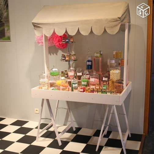 location candy bar prestations de services ardennes mariage candy bar. Black Bedroom Furniture Sets. Home Design Ideas