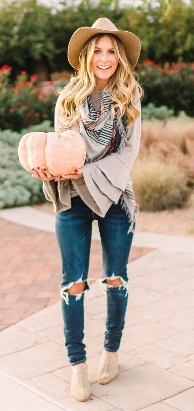 352b53f7dd 40+ Perfect Fall Outfit Ideas To Wear Everyday | Fall Outfits | Fall ...