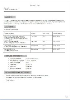 skills cv template sample template example ofbeautiful excellent