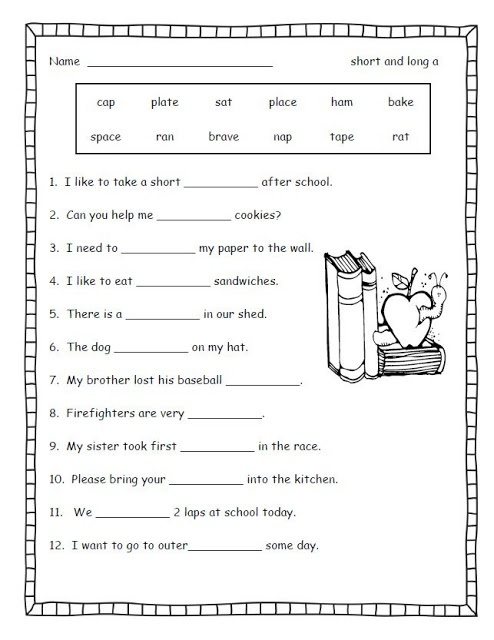 Printables Silent E Worksheets 1000 ideas about silent e on pinterest long vowels phonics and worksheets do you have a great way to teach the e