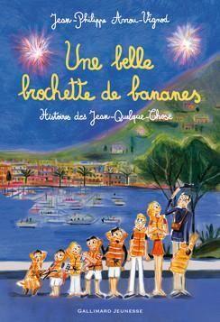 Une belle brochette de bananes par Jean-Philippe Arrou-Vignod