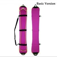 Discount Ski and Snowboard Bag Combined Pink Travel Skiing Snowboard Bags Online for Girls Women