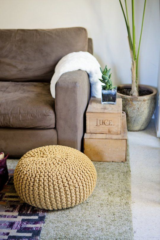 This Weekend: Create Extra Seating That's Comfy and Inexpensive | Apartment Therapy
