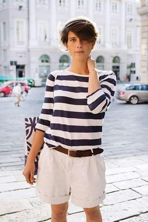 Moda marinaio