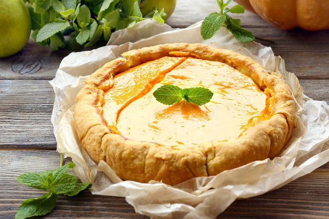 Сладкая вегетарианская выпечка из тыквы убедит вас, что вегетарианские тортики могут быть вкусными и полезными