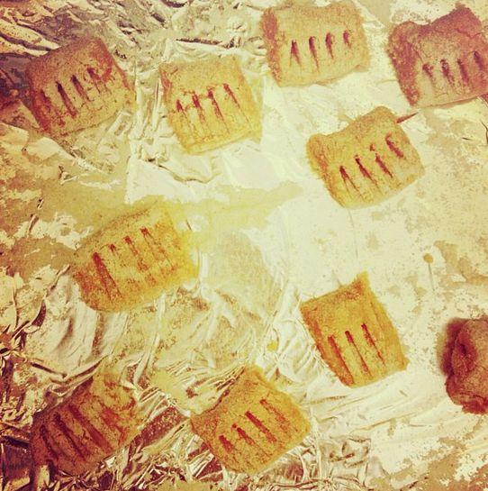 Gluton free sweat potato gnocci-  (really just sharing because a sweat potato doesnt sound as yummy as a sweet potato)