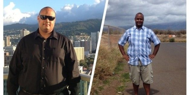 These 7 Healthy Habits Helped This Man Lose 170 Pounds In One Year