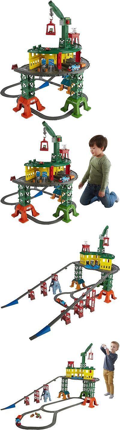 Other Thomas Games and Toys 22721: Fisher-Price Thomas And Friends Super Station Playset -> BUY IT NOW ONLY: $126.62 on eBay!