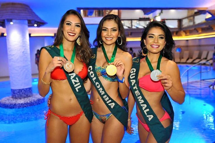 Miss Earth 2015: Best in Swimsuit, Miss Photogenic and Miss Friendship Winners #missearth #missearth2015