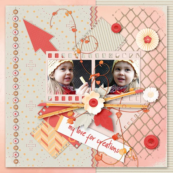 *Something Fun* by Dafinia Designs  http://www.pixelsandartdesign.com/store/index.php…