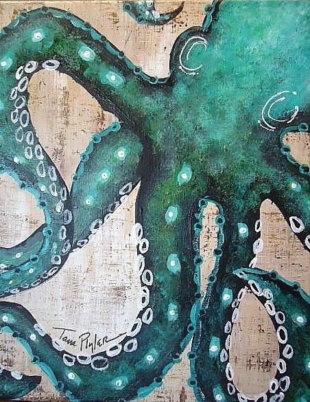 Octopus - Bathroom