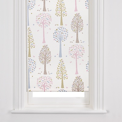 Buy John Lewis Magic Trees Blackout Roller Blinds online at JohnLewis.com - John Lewis