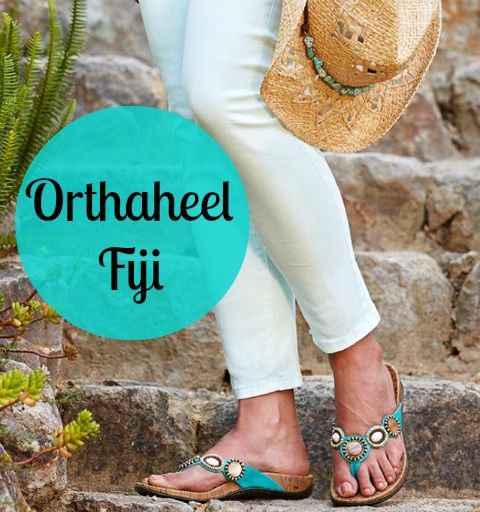 Orthaheel for plantar fasciitis. And they're CUTE!
