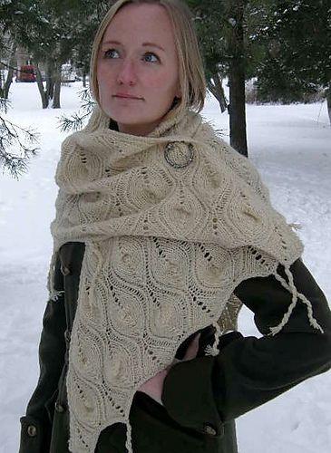 2011 shawl